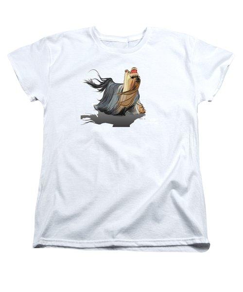 Best In Show Women's T-Shirt (Standard Cut) by Catia Cho