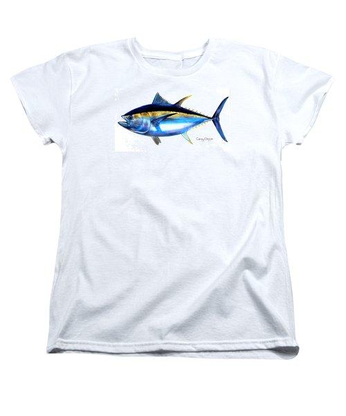 Big Eye Tuna Women's T-Shirt (Standard Cut)
