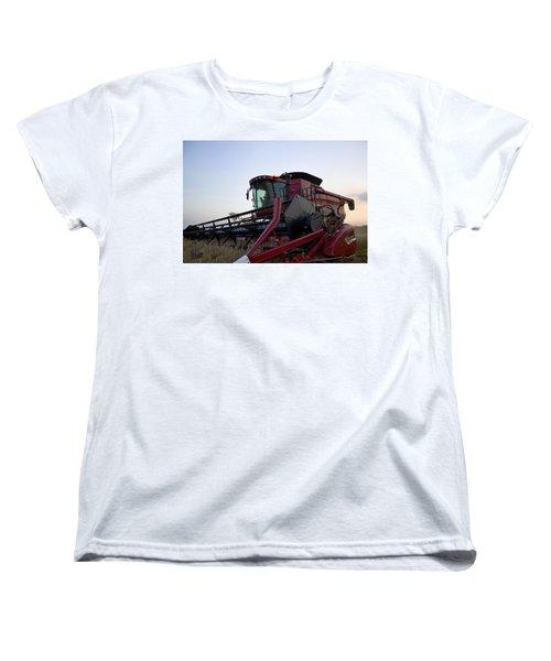 Big Harvest Women's T-Shirt (Standard Cut)