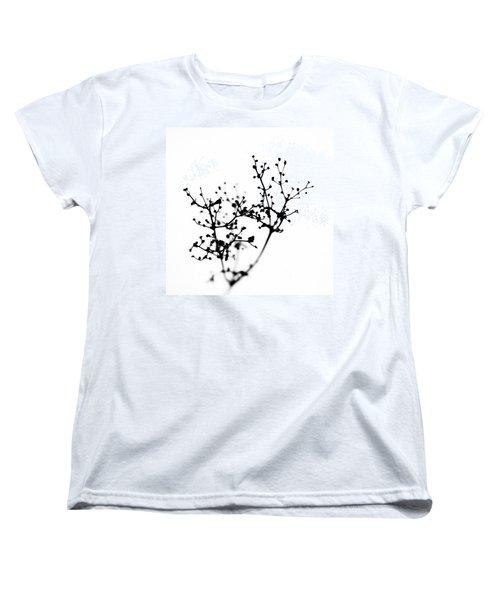 Biochemistry Of Winter 2 Women's T-Shirt (Standard Cut) by Alexander Senin