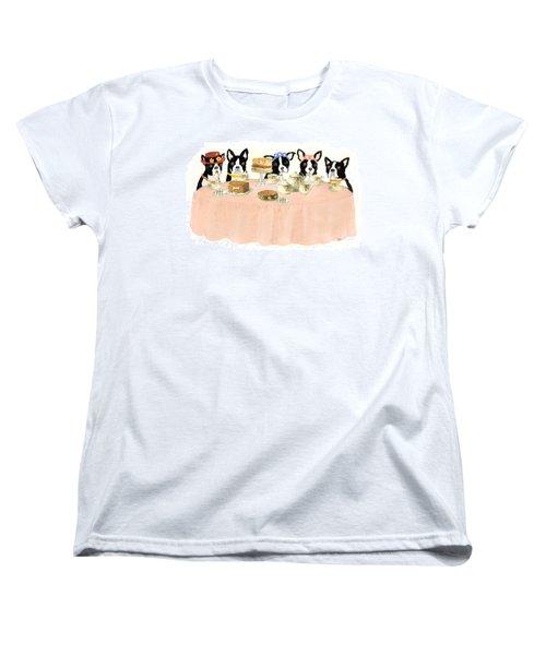 Boston Tea Party Women's T-Shirt (Standard Cut)
