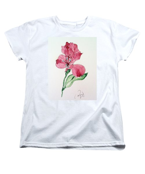 Botanical Work Women's T-Shirt (Standard Cut)