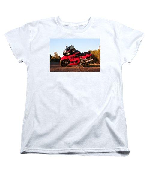 Women's T-Shirt (Standard Cut) featuring the photograph Busa by David S Reynolds