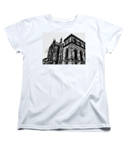 Women's T-Shirt (Standard Cut) featuring the photograph Can You Hear Me by Doc Braham