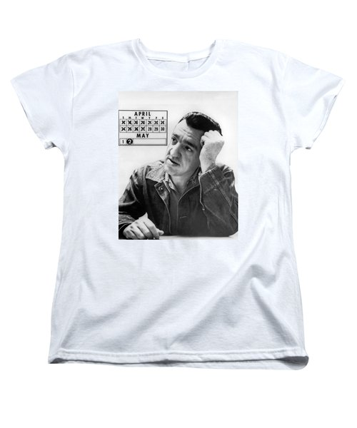 Caryl Chessman Women's T-Shirt (Standard Cut) by Underwood Archives