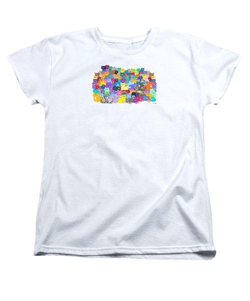 Catastrophy Women's T-Shirt (Standard Cut)