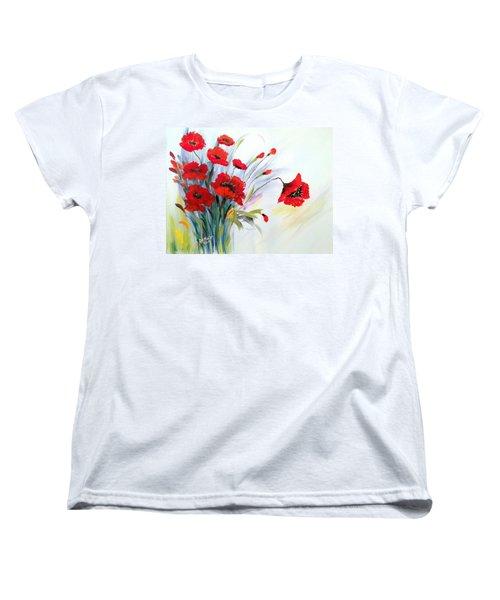 Charming Women's T-Shirt (Standard Cut) by Dorothy Maier
