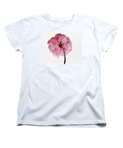 Cherry Globe Women's T-Shirt (Standard Cut) by Sonali Gangane
