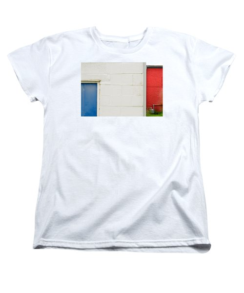 Colors Women's T-Shirt (Standard Cut) by Brian Duram