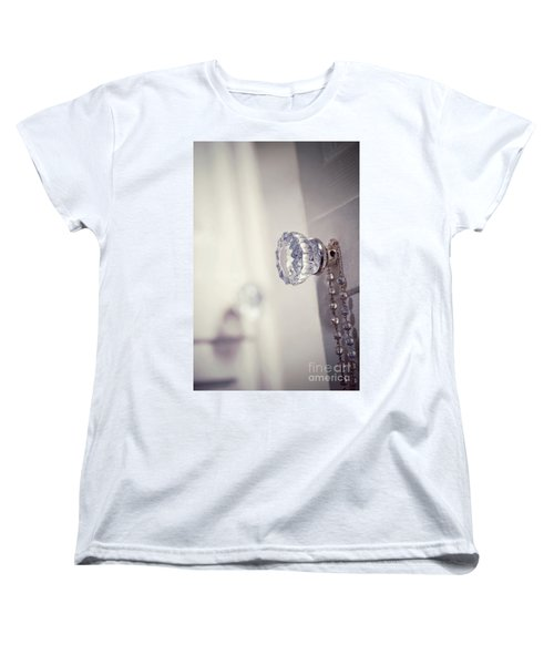 Women's T-Shirt (Standard Cut) featuring the photograph Come Early Morning by Trish Mistric