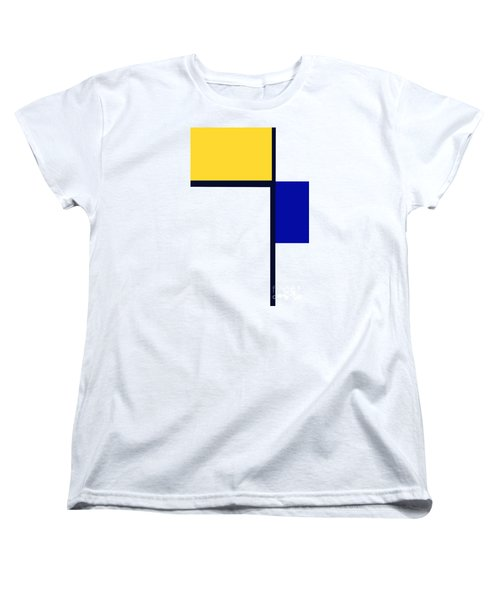 Women's T-Shirt (Standard Cut) featuring the photograph Composition by Tina M Wenger