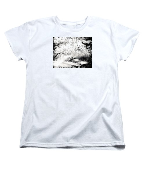 Women's T-Shirt (Standard Cut) featuring the photograph Confusion Of The Senses by Hayato Matsumoto