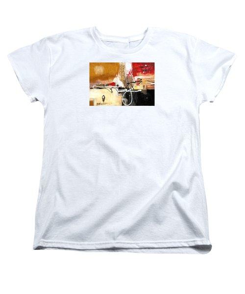 Cultural Abstractions - Hattie Mcdaniels Women's T-Shirt (Standard Cut)
