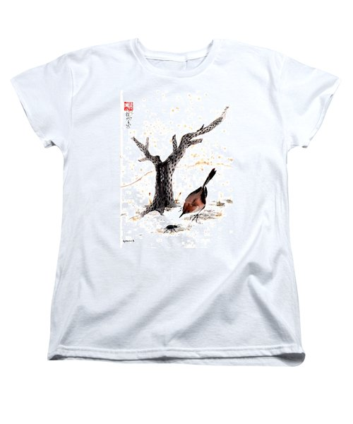 Cycles Of Life Women's T-Shirt (Standard Cut) by Bill Searle