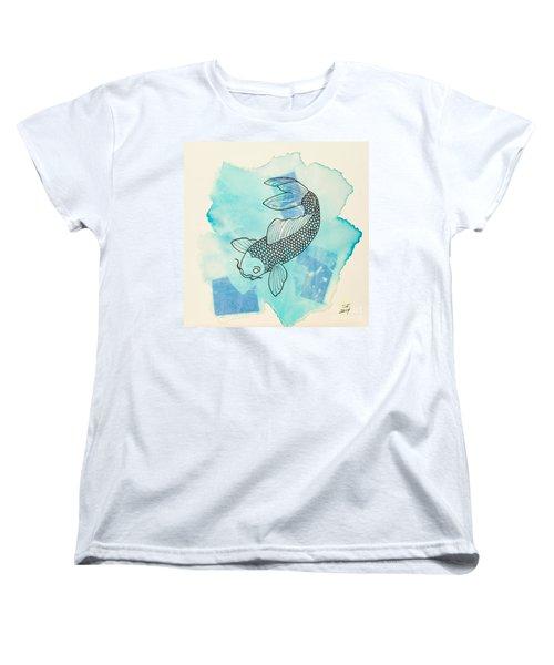 Cyprinus Carpio Women's T-Shirt (Standard Cut)
