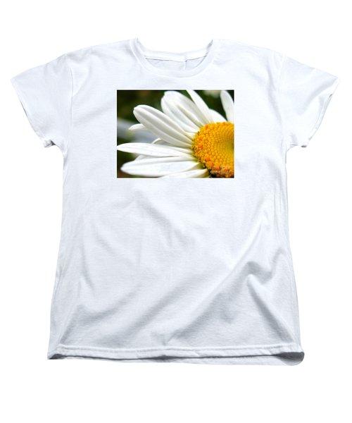 Women's T-Shirt (Standard Cut) featuring the photograph Daisy by Patti Whitten