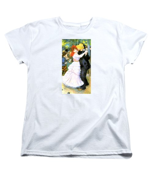 Dance At Bougival Women's T-Shirt (Standard Cut)