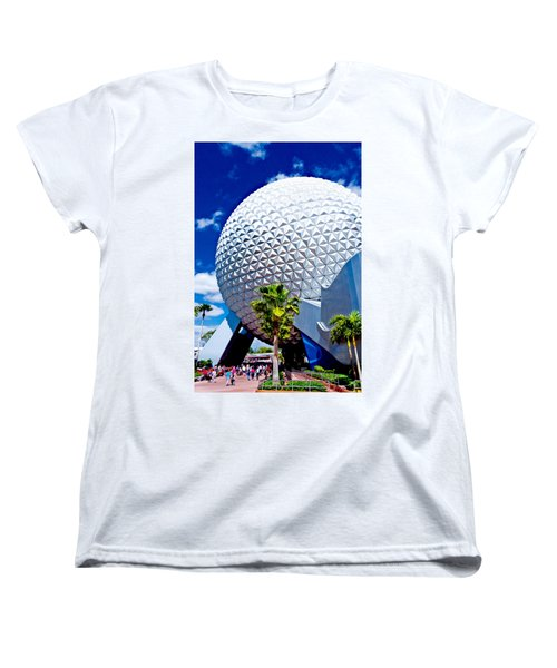 Daylight Dome Women's T-Shirt (Standard Cut)