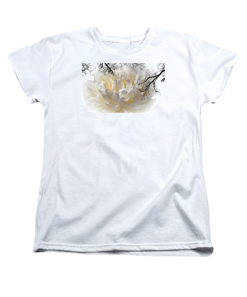 Delicate Women's T-Shirt (Standard Cut) by Sherman Perry