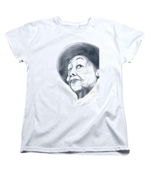 Dorothy Height Women's T-Shirt (Standard Cut)