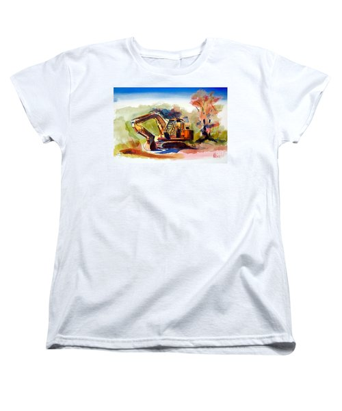 Duty Dozer II Women's T-Shirt (Standard Cut)