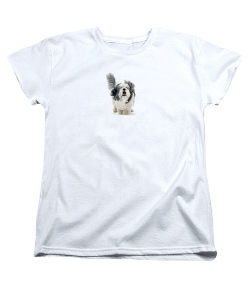 Ecstasy Women's T-Shirt (Standard Cut) by Keith Armstrong