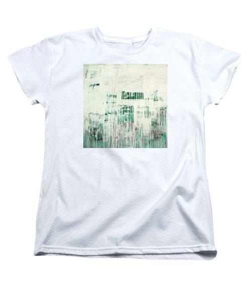 Emerald Surge C2014 Women's T-Shirt (Standard Cut) by Paul Ashby