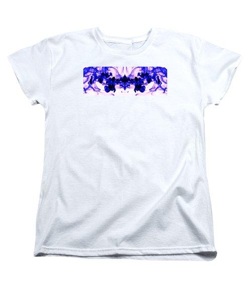 Epicenter Of An Orgasm Women's T-Shirt (Standard Cut) by Sumit Mehndiratta