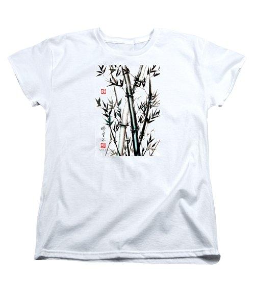 Essence Of Strength Women's T-Shirt (Standard Cut) by Bill Searle