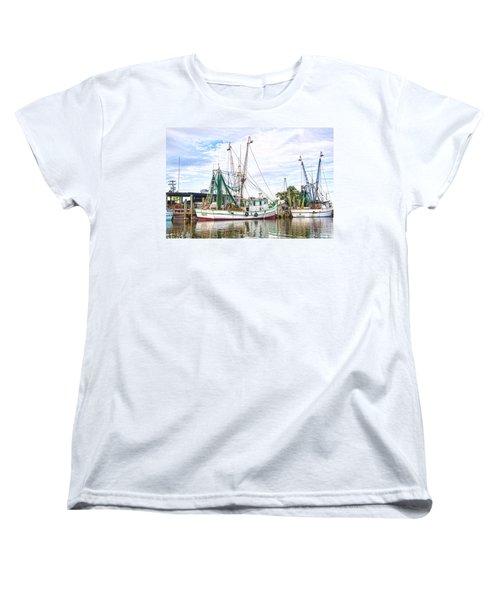 Evening Tide Women's T-Shirt (Standard Cut)