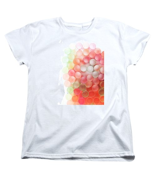 Fading Out Women's T-Shirt (Standard Cut) by Fran Riley