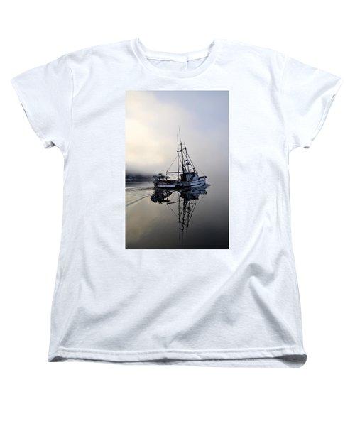 Fog Bound Women's T-Shirt (Standard Cut)