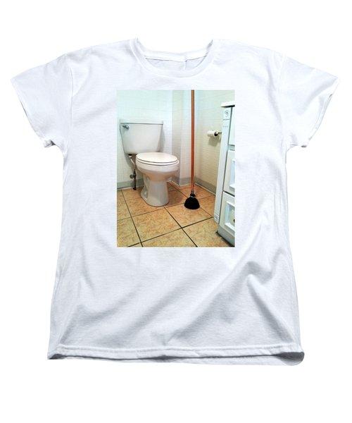 For The Big Jobs. Women's T-Shirt (Standard Cut) by Lon Casler Bixby