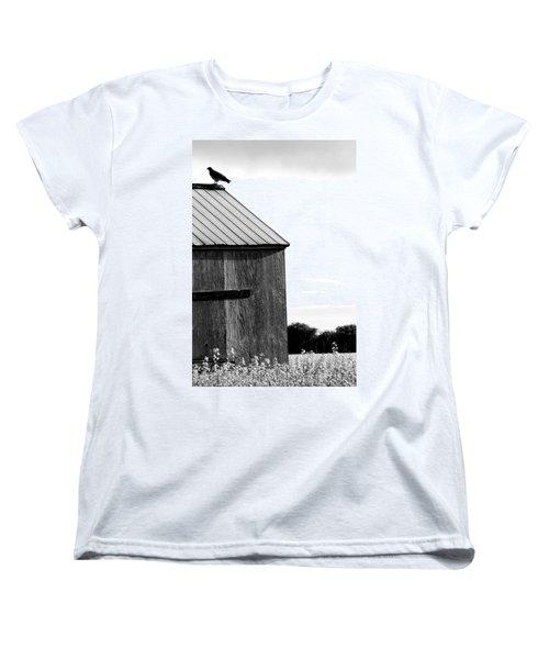 Foraging Two Women's T-Shirt (Standard Cut) by Jerry Cordeiro