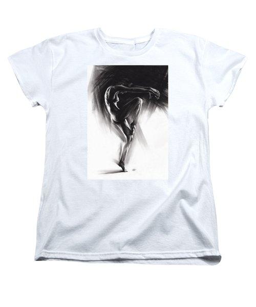 Fount II Women's T-Shirt (Standard Cut) by Paul Davenport