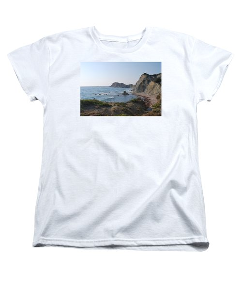 From The West Women's T-Shirt (Standard Cut) by George Katechis