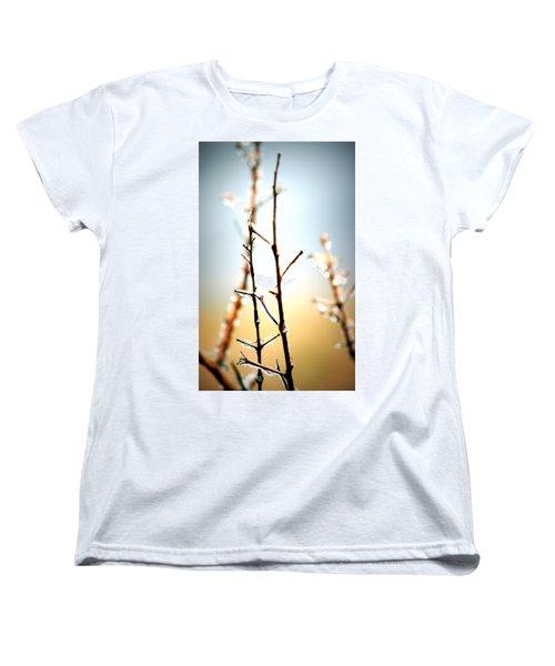 Frozen In Light Women's T-Shirt (Standard Cut)
