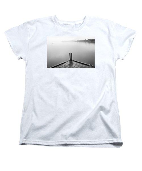 Ghost Women's T-Shirt (Standard Cut) by Brian Duram