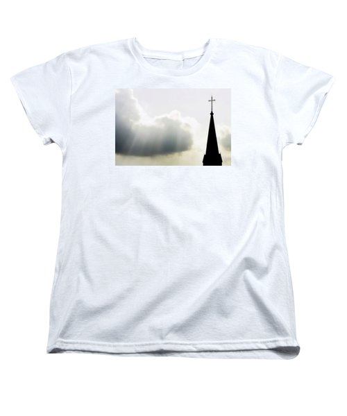Women's T-Shirt (Standard Cut) featuring the photograph Glorious Day by Charlotte Schafer