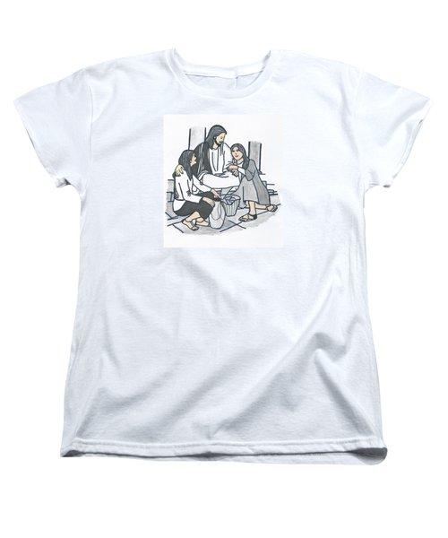God's Promise  Women's T-Shirt (Standard Cut) by Magdalena Frohnsdorff
