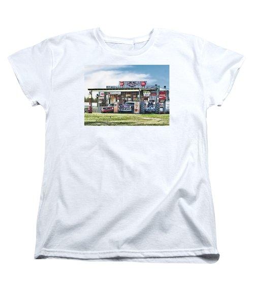 Good Times Not Forgotten Women's T-Shirt (Standard Cut) by Bonnie Willis