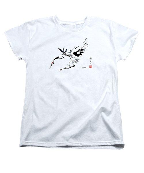 Grace Of Fortune Women's T-Shirt (Standard Cut) by Bill Searle