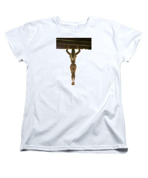 Hanging Out Women's T-Shirt (Standard Cut)