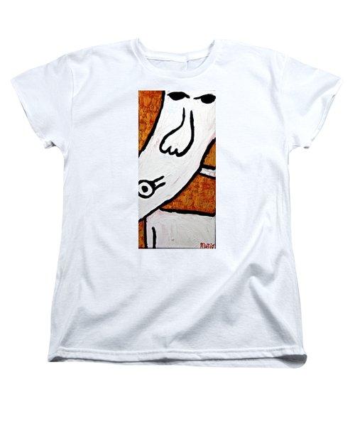 Happiness 12-010 Women's T-Shirt (Standard Cut) by Mario Perron