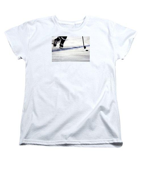 He Skates Women's T-Shirt (Standard Cut)
