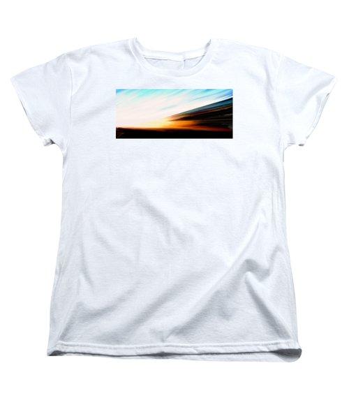 High Speed 6 Women's T-Shirt (Standard Cut) by Rabi Khan