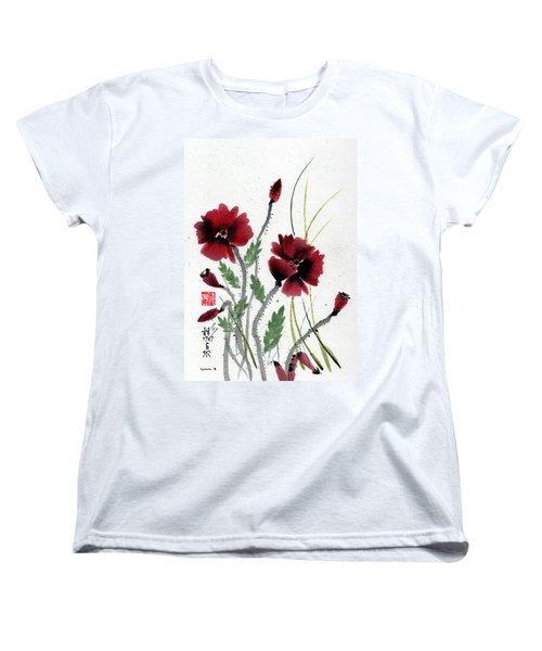 Honor Women's T-Shirt (Standard Cut) by Bill Searle