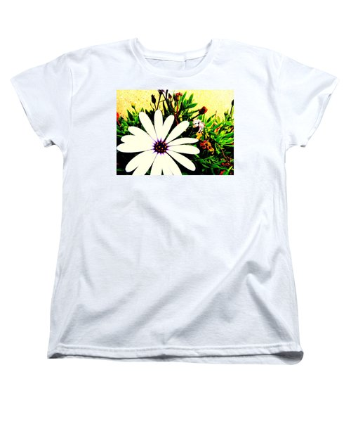 Women's T-Shirt (Standard Cut) featuring the photograph Imagination Growing by Faith Williams