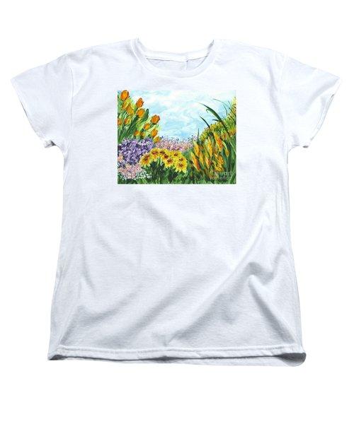 In My Garden Women's T-Shirt (Standard Cut)
