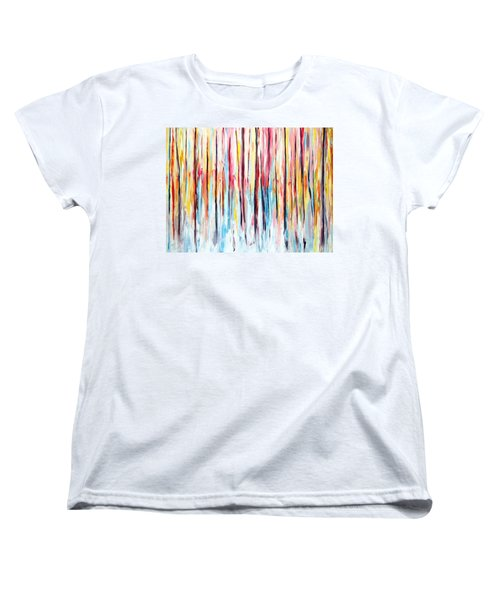 In Sight Women's T-Shirt (Standard Cut) by Meaghan Troup